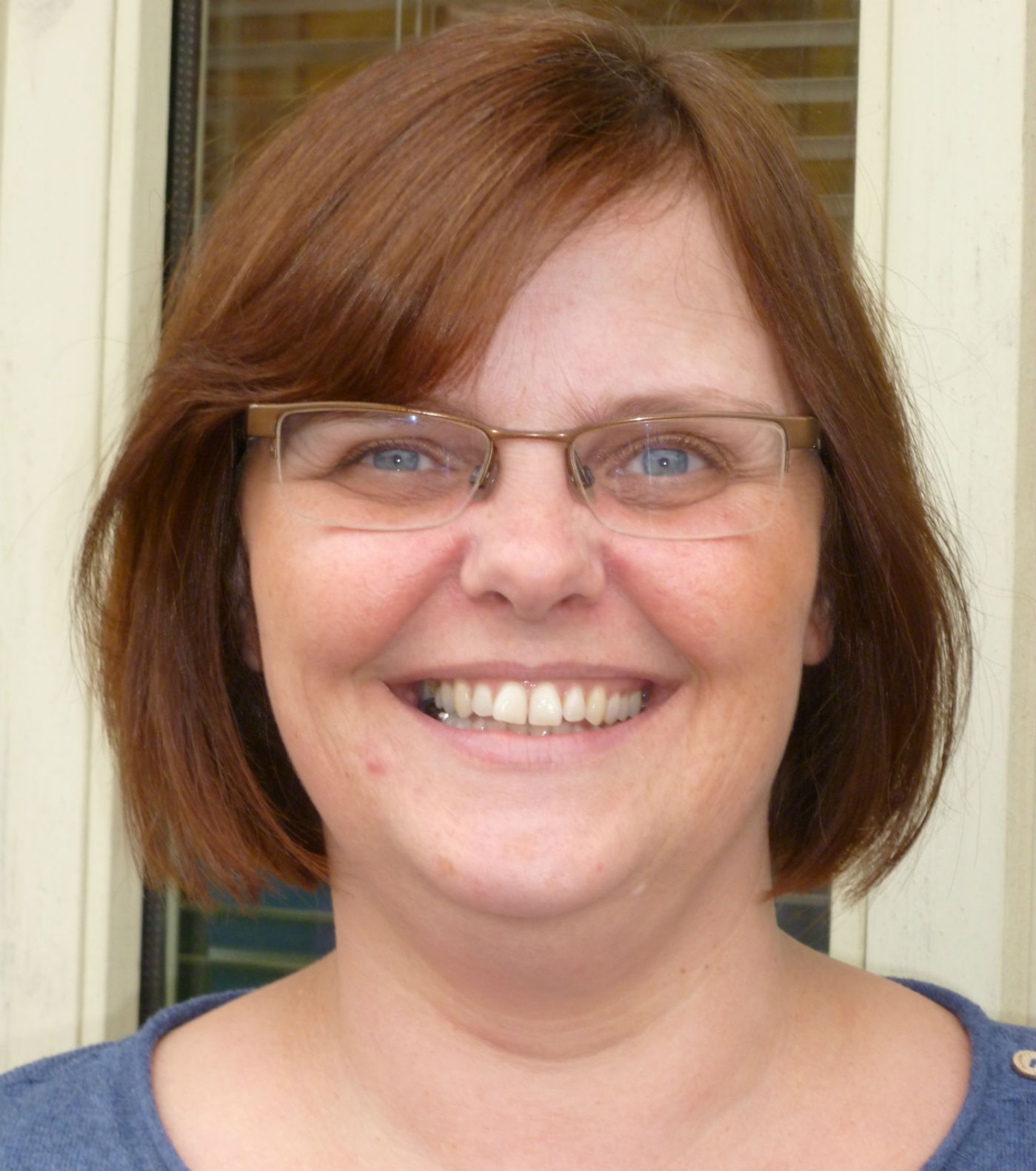 A picture of Anita, West Sussex Learning Links Project Administrator