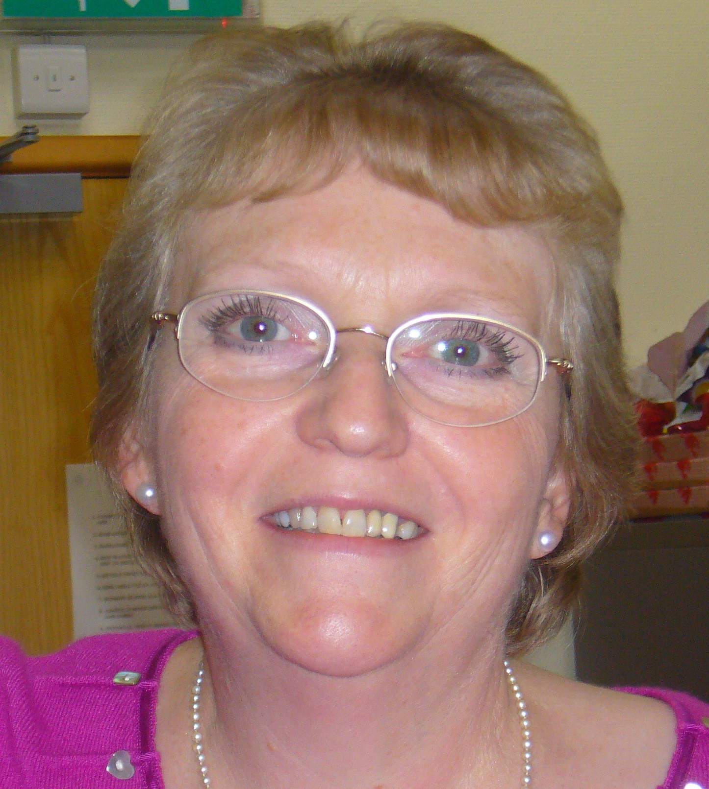 A picture of Pippa, West Sussex Learning Links Project Co-ordinator