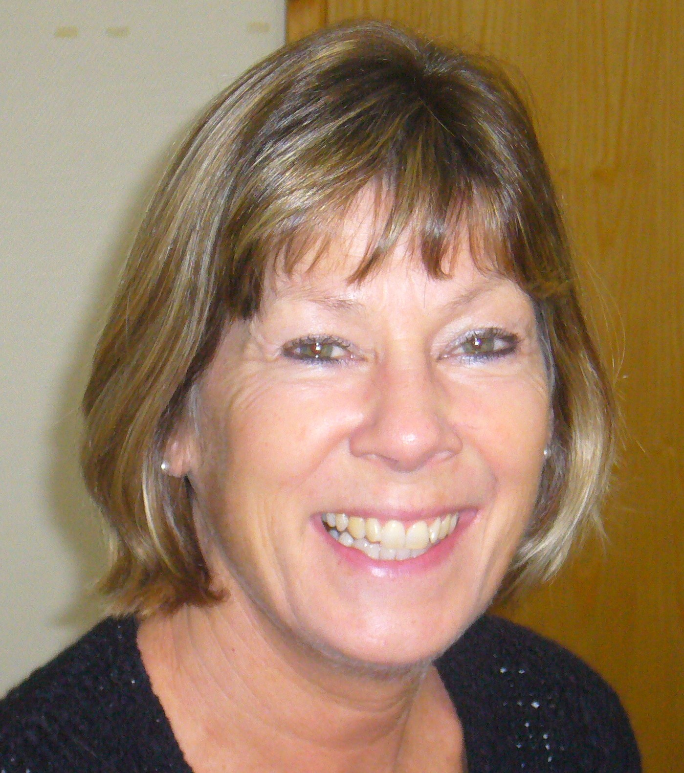 A picture of Sylvia, part of the West Sussex Learning Links Development Team